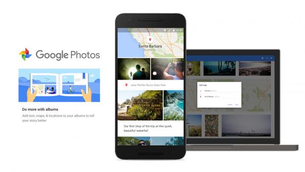 تطبيق جوجل للصور يطرح ميزة الألبومات الذكية