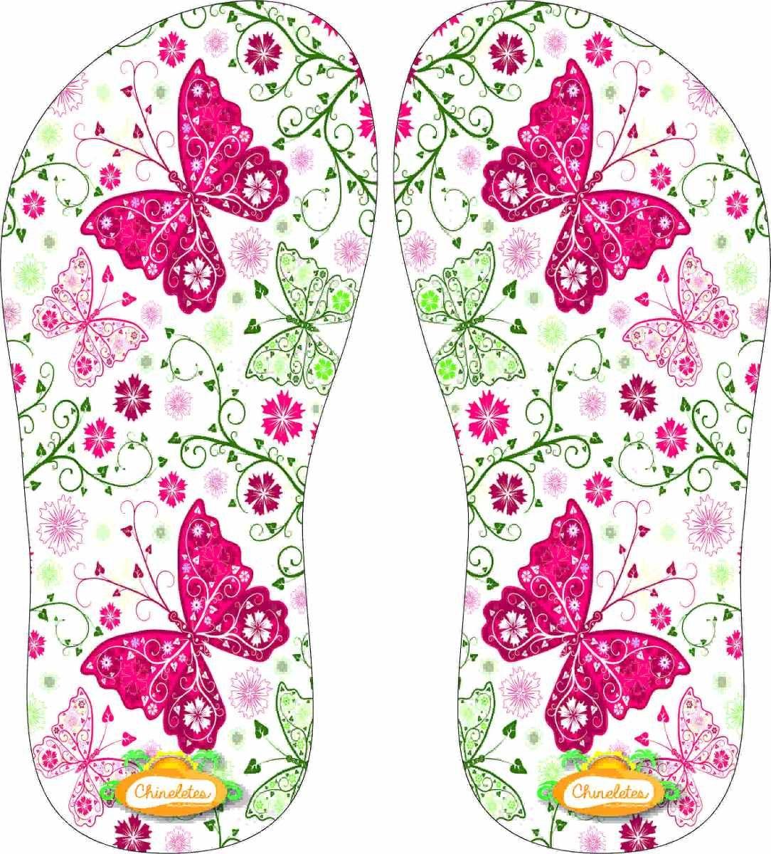 03c3d30820 Resultado de imagem para estampa de chinelo feminino