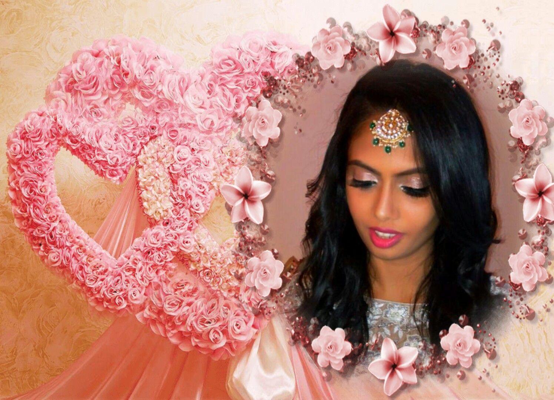 #bridal #wedding #hairstyle #indian Wedding #kerala ...
