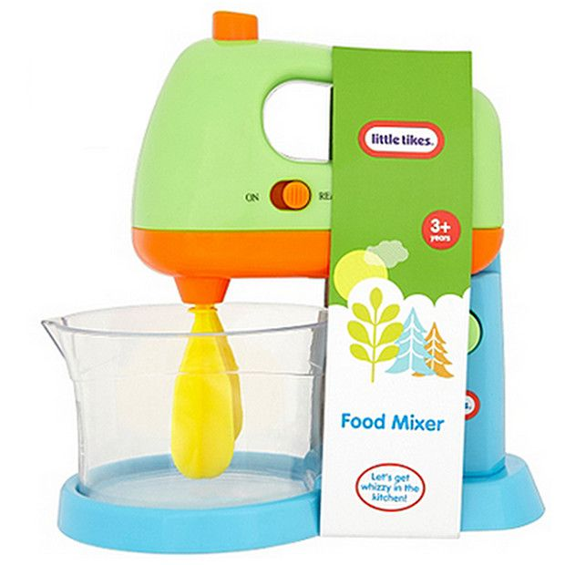 Little Food Toys : Little tikes food mixer kids toys pinterest
