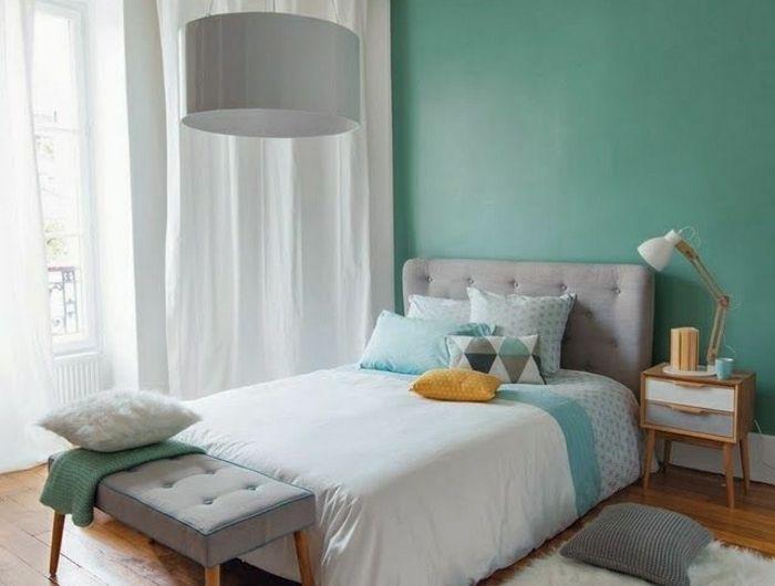 Adopter la couleur pastel pour la maison! Mint blue