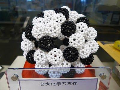 Sierpinski buckyball