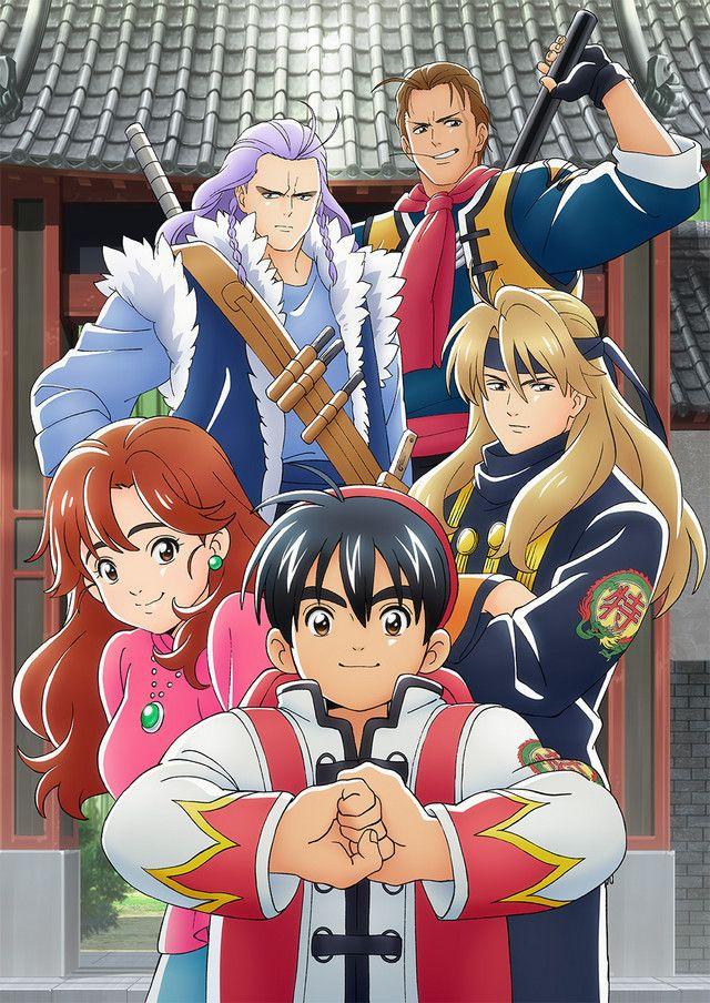 gourmet tv anime cooking master boy serves up teaser trailer cooking master boy anime l anime