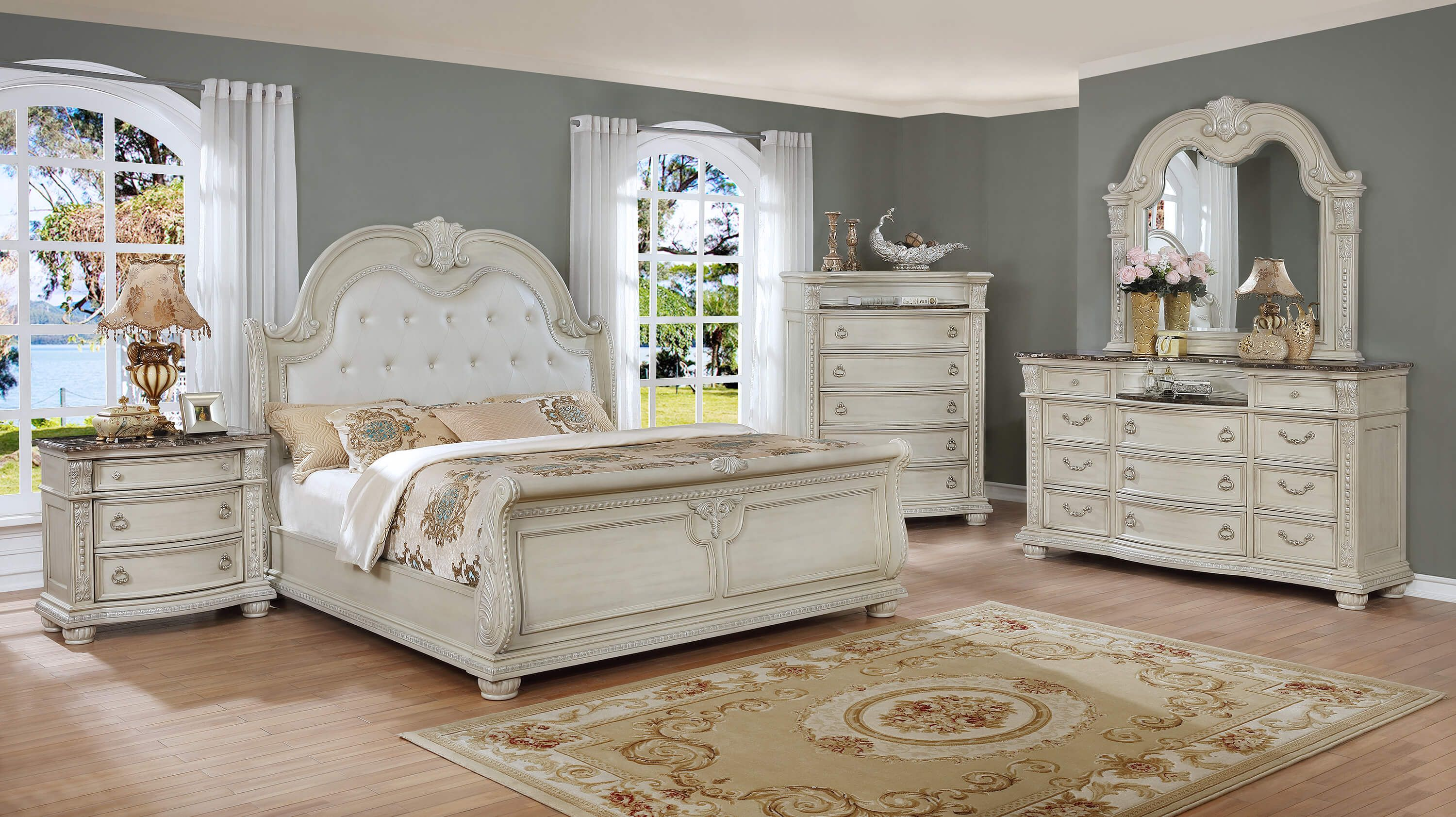 White Bedroom Furniture For Sale Near Me in 2020 | White ...