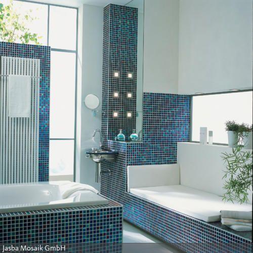 Fliesen im Bad sind sehr beliebt Warum? Weil sie so schön - badezimmer fliesen reinigen