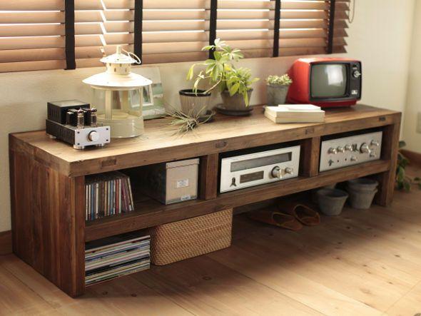crash gate knot antiques wide tv board 1 diy pinterest. Black Bedroom Furniture Sets. Home Design Ideas