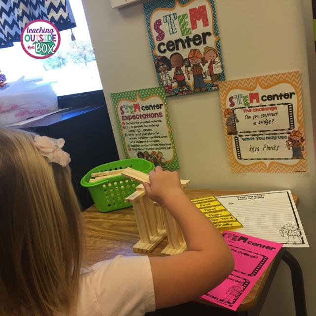 Stem Classroom: Setting Up A Classroom STEM Center