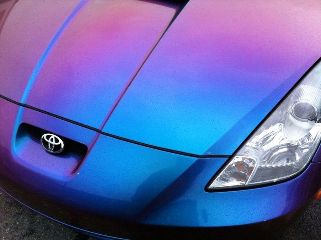 Chameleon Paint Cars Purple Trending Ideas 24 Car