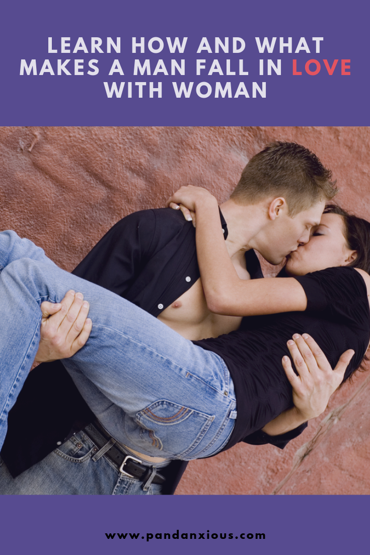 Learn How And What Makes A Man Fall In Love With Woman
