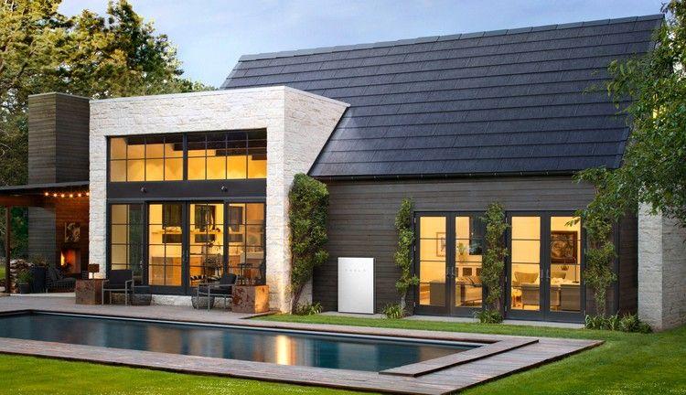 Tesla Solar Roof Elon Musk Outlines Plan To Reach 1 000 Homes Per Week Inverse In 2020 Tesla Solar Roof Solar Roof Solar
