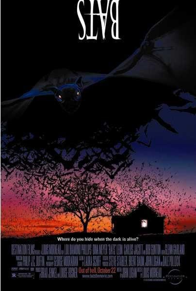 Bats 1999 Director Louis Morneau Cast Lou Diamond Phillips