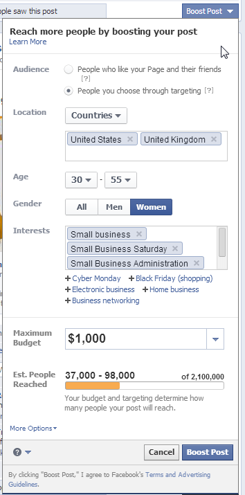 Boost Posts Or Promoted Posts On Facebook Which Is Better Boosted Post Facebook Ads Guide Marketing Software