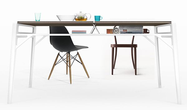 Awesome, two-level, convertable desk from http://www.ahhaproject.com/