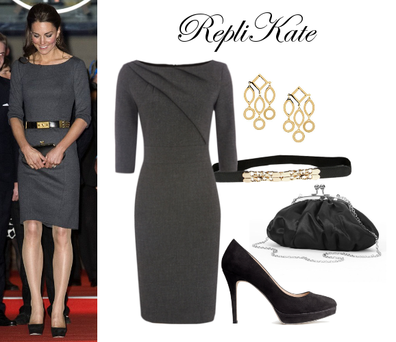 Dress like the Duchess of Cambridge! I've replikated the entire outfit for under US$265