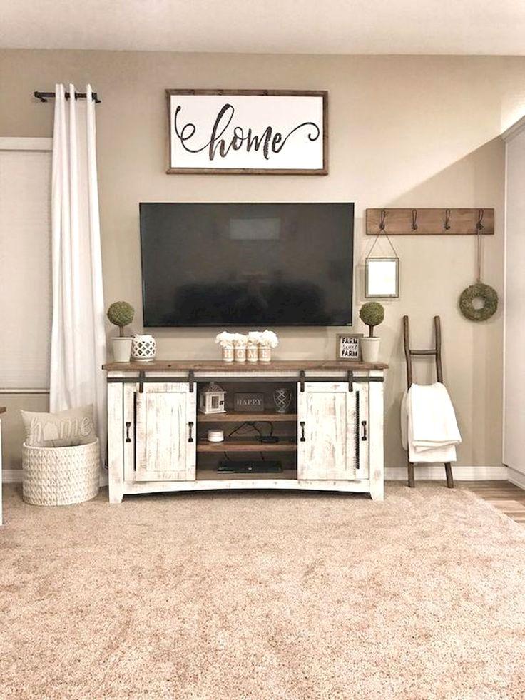 Photo of 80 Best Furniture For Modern Farmhouse Living Room Decor Ideas (73