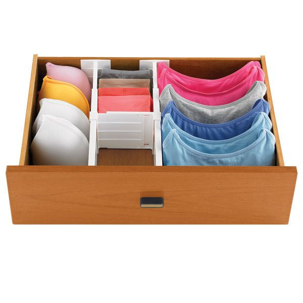 4 Dream Drawer Organizers Drawer Organizers Drawer Dividers Organize Drawers
