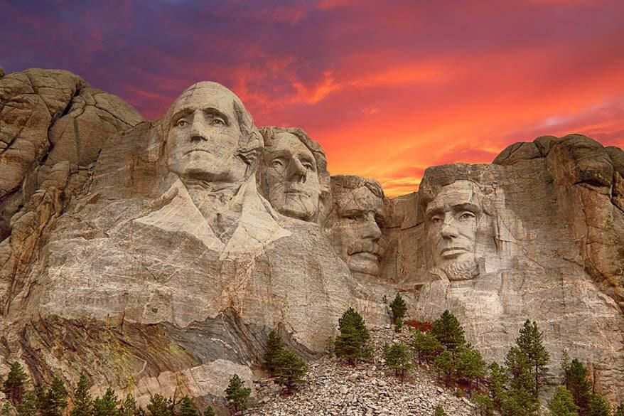 Ultimate Guide To Mount Rushmore Things To Do Nearby Mount Rushmore Best Family Vacation Destinations National Parks