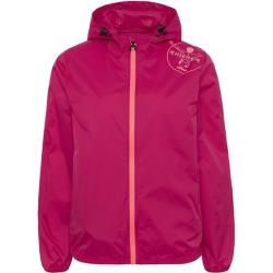 Photo of Chiemsee rain jacket foldable to pocket, size Xxs in Bright Rose, size Xxs in Bright Rose Chiemsee