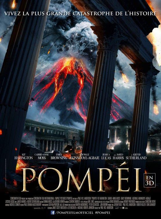 Pompeii Movie Poster Pompei Emily Browning Poster