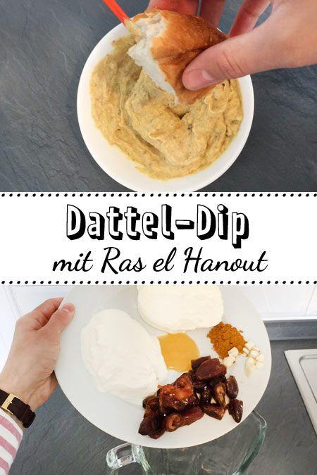 Dattel-Dip - so geht das einfache Rezept | LECKER