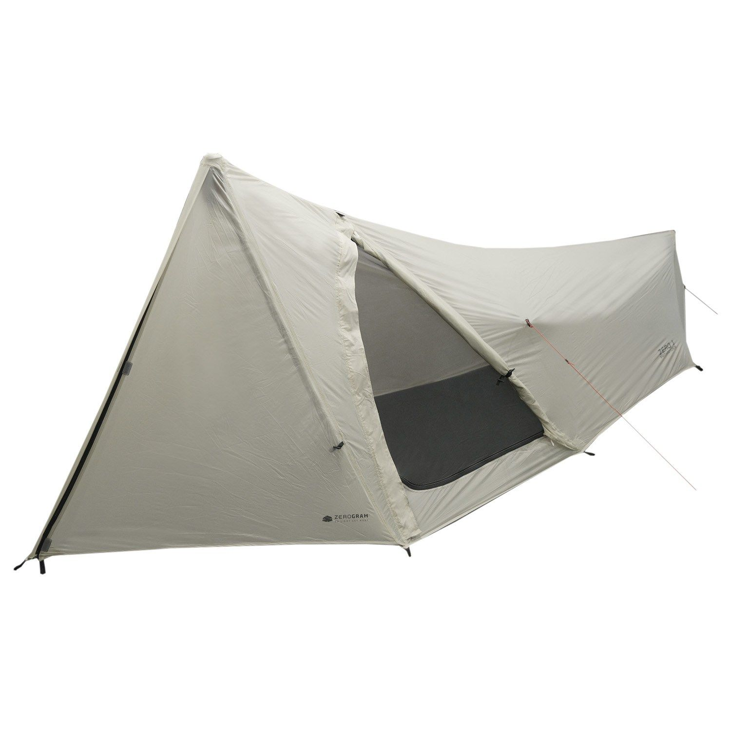 Cover Zerogram ZERO1 Pathfinder Tent u2022 Ultralight single-wall design relies on 1 pair  sc 1 st  Pinterest : pathfinder tarp tent - memphite.com