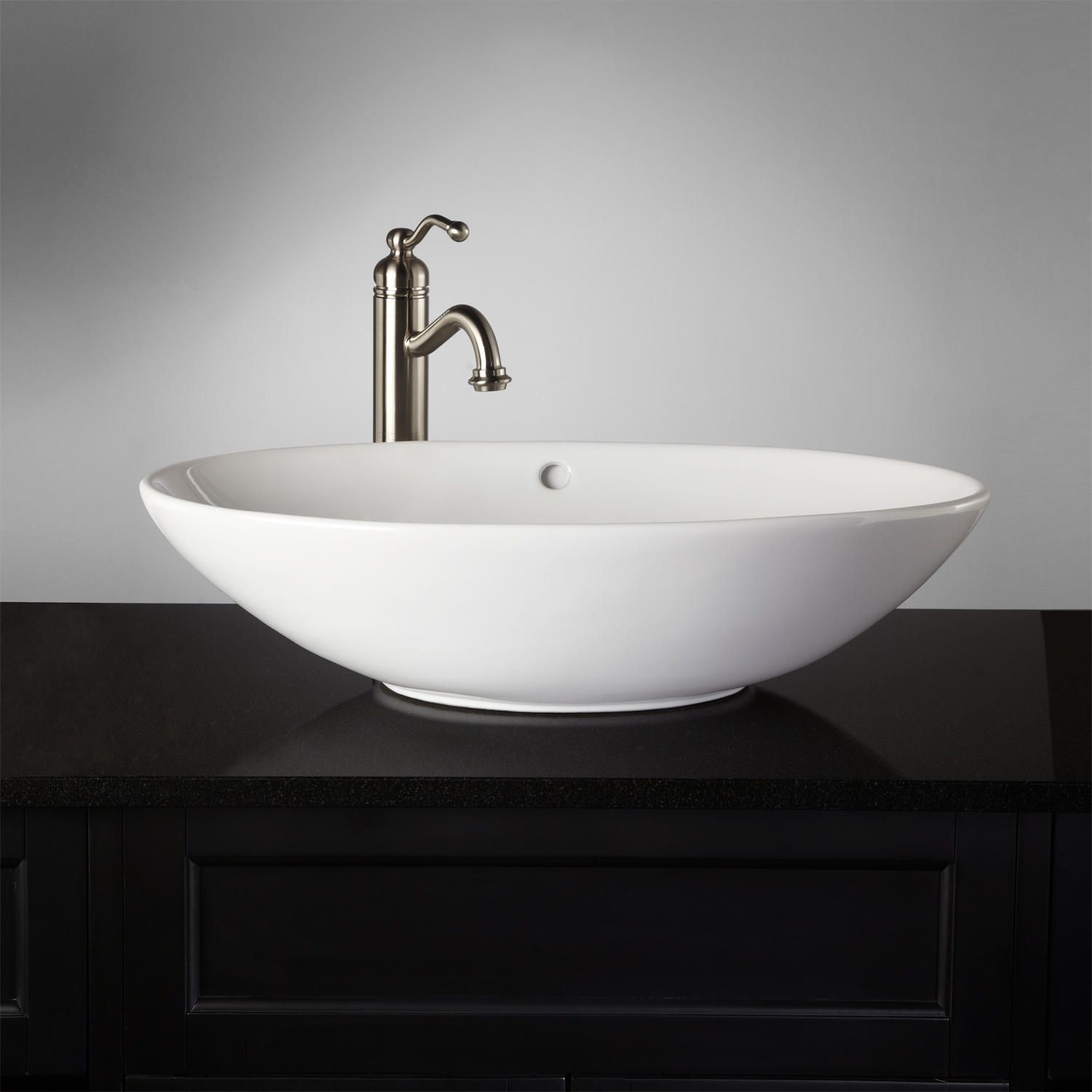 Phelan Porcelain Vessel Sink White