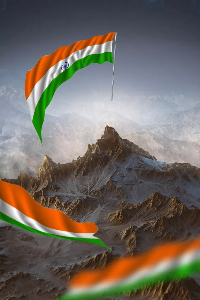 15th August Special Photoshop Tutorial Independence Day Special By Sony Jackson The Roy Independence Day Special Editing Background Indian Flag Wallpaper