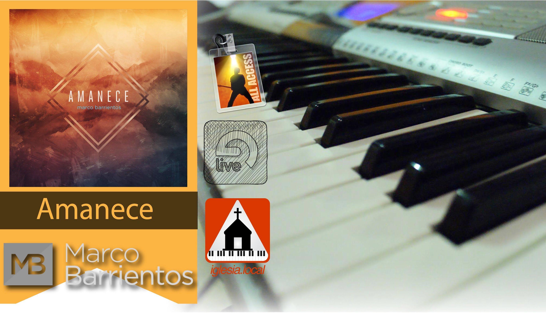 Amanece | Marco Barrientos | MAINSTAGE & ABLETON