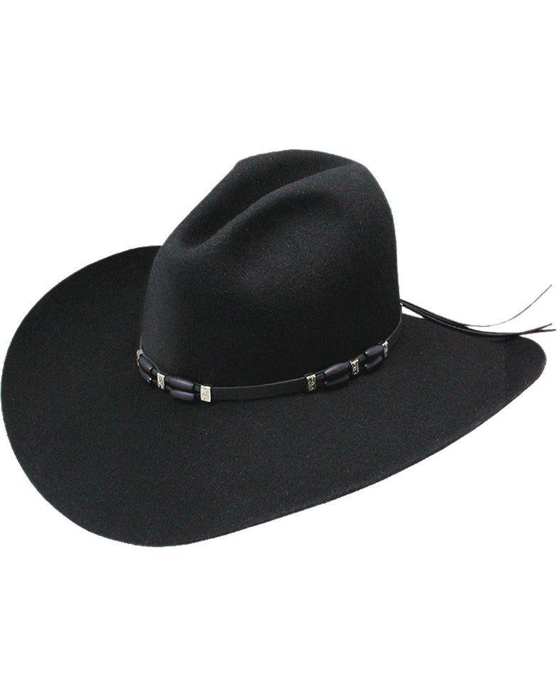 70893614941aa AzTex Hats Flat Top Western Cowboy Hat