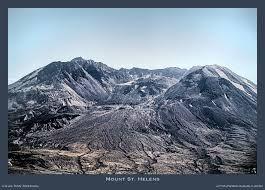 USA Washington Mount St Helens
