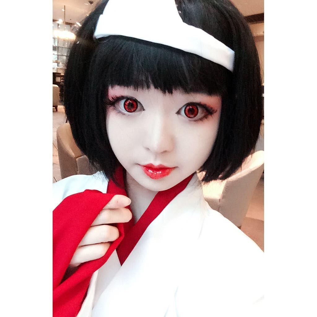 "Zekia on Instagram: ""👻🔪""   Anime, Noragami, Cosplay"