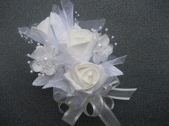 bridal shower corsage wedding shower corsage by designsbydme 2195