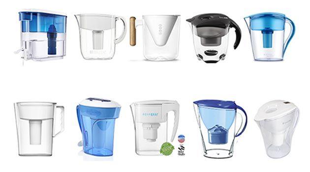 best pitcher water filter reviews   best water filter pitcher ...
