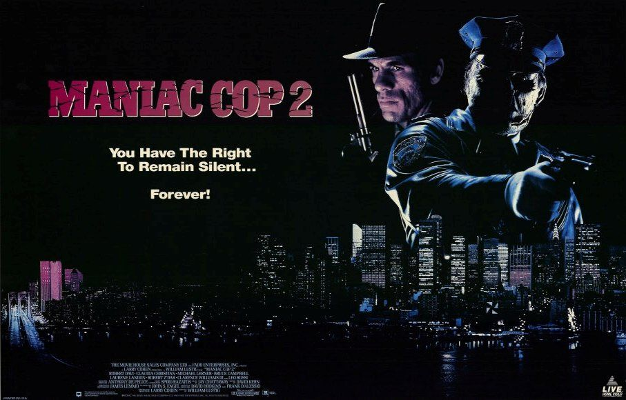 Watch Maniac Cop 2 Full-Movie Streaming