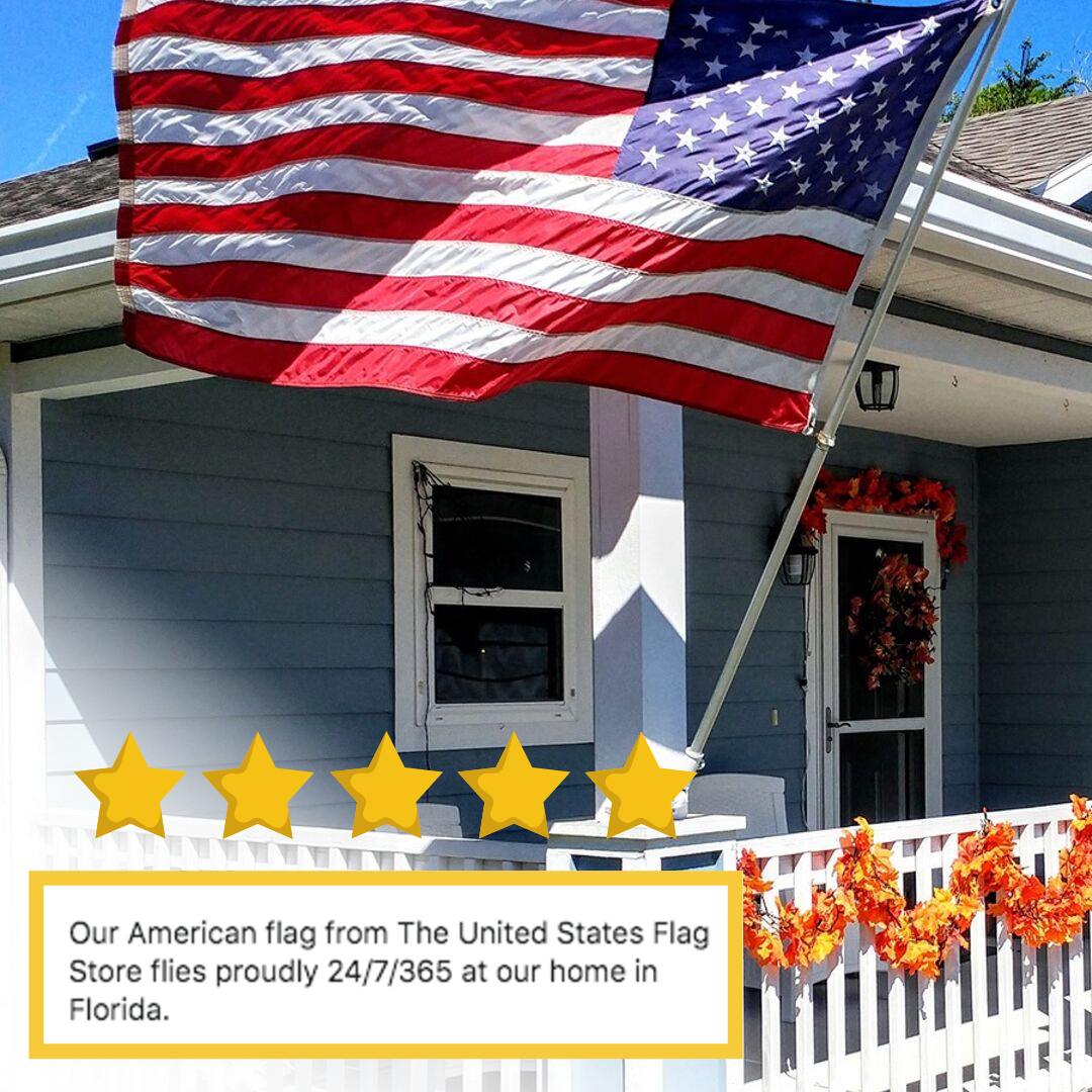 Thanks Gary M For Sharing This Wonderful View Of Old Glory With Us Usa Patriotic Customerreview 5star Go Flag Store United States Flag Us Flags