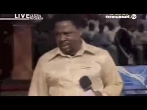Examples of dreams and its meaning by Prophet TB Joshua | My color