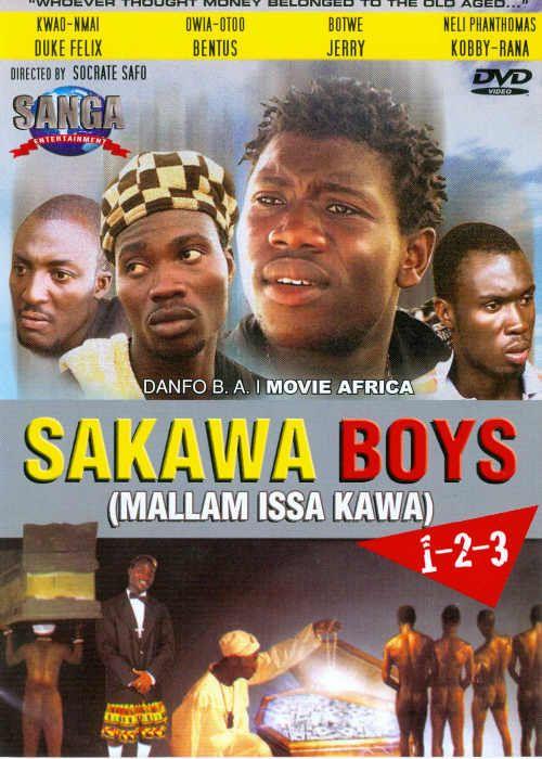 The Sakawa Boys: Internet Scamming in Ghana