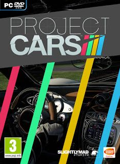 GOLD GAMER PROJECT CARS IIII 2016