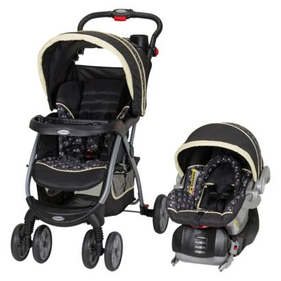 Travel System Encore Cyber By Baby Trend Travel