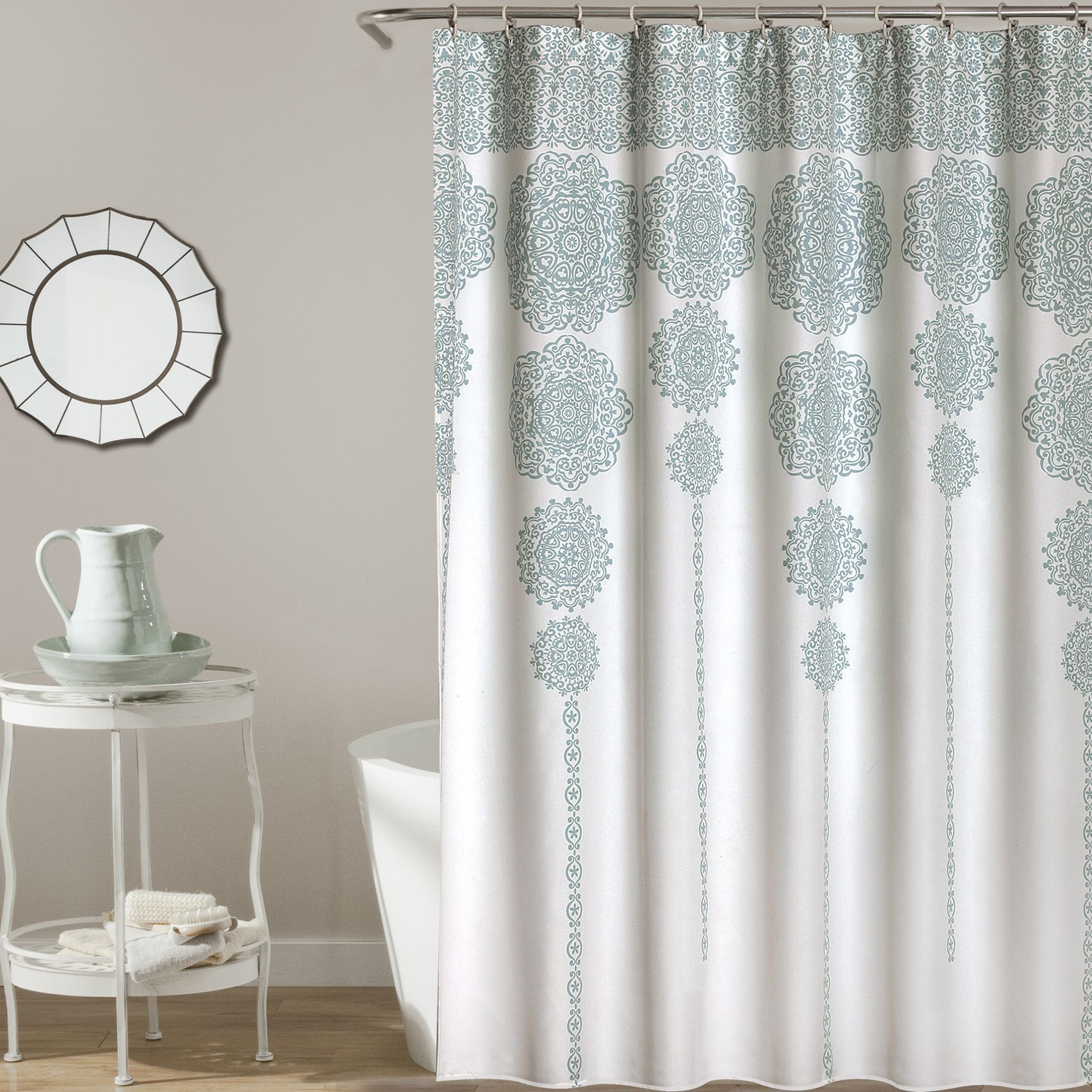 Nemeara Shower Curtain | Products | Pinterest