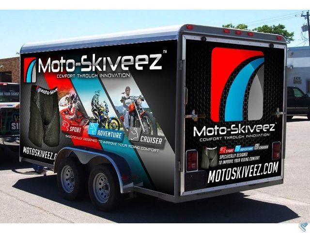 Moto Skiveez Vehicle Wrap Design Winnerclienttestimonialselected