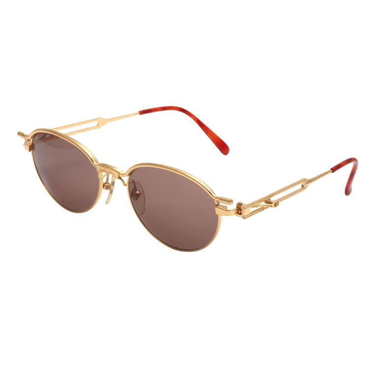 5ce21b8d13d45 JEAN PAUL GAULTIER SUNGLASSES 56-4172 GOLD