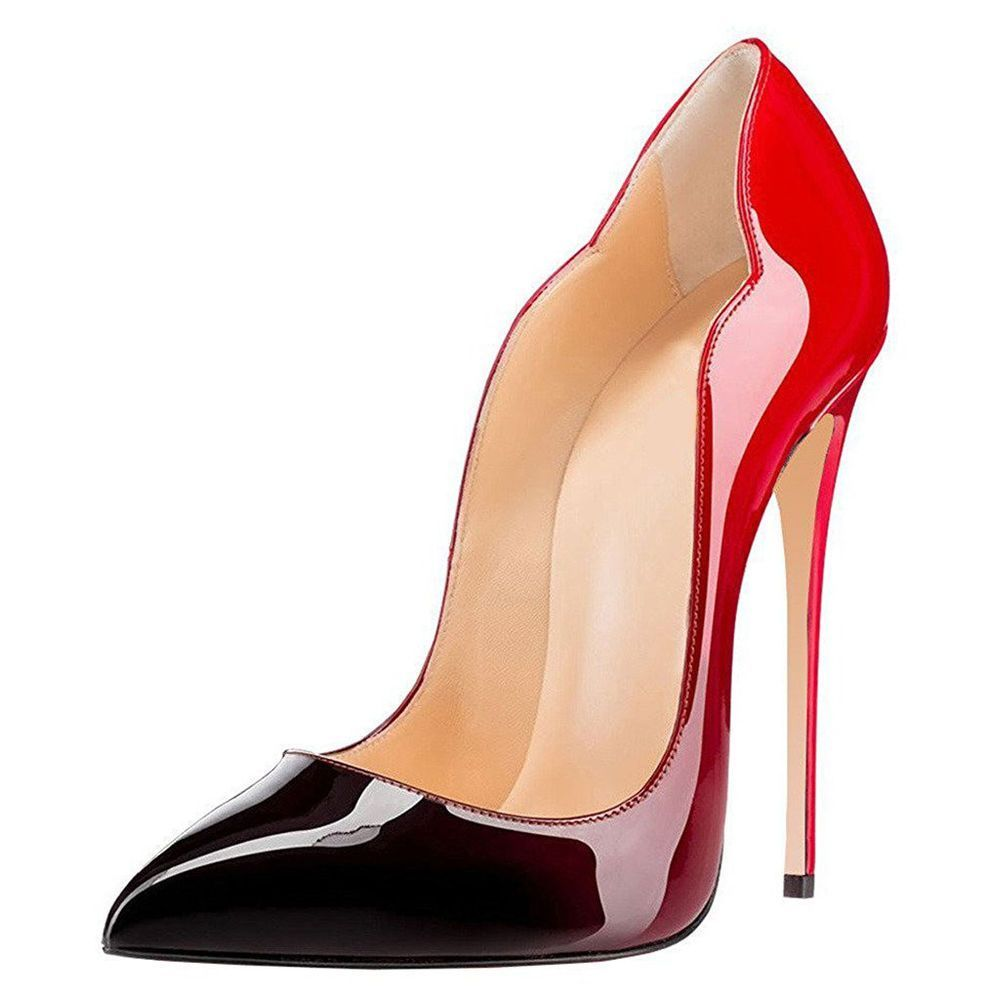 SELL OFF Women s Stiletto High Heels Pumps Pointed Toe Dress Office Female  Shoe  Comfity   ac385ee42b24