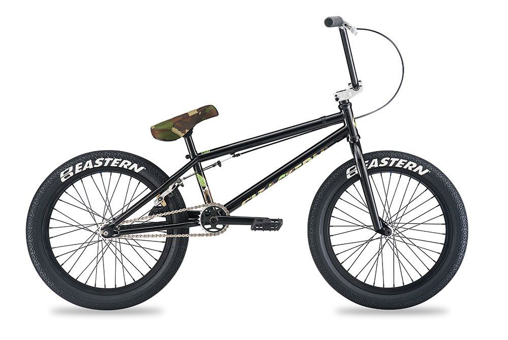 Eastern Bikes Bmx Bike Shovelhead Black 20 Tough And Lightweight Full Chromoly Bmx Frame With A 20 85 Inch Top Tube Super Bmx Bikes Best Bmx Bike Reviews