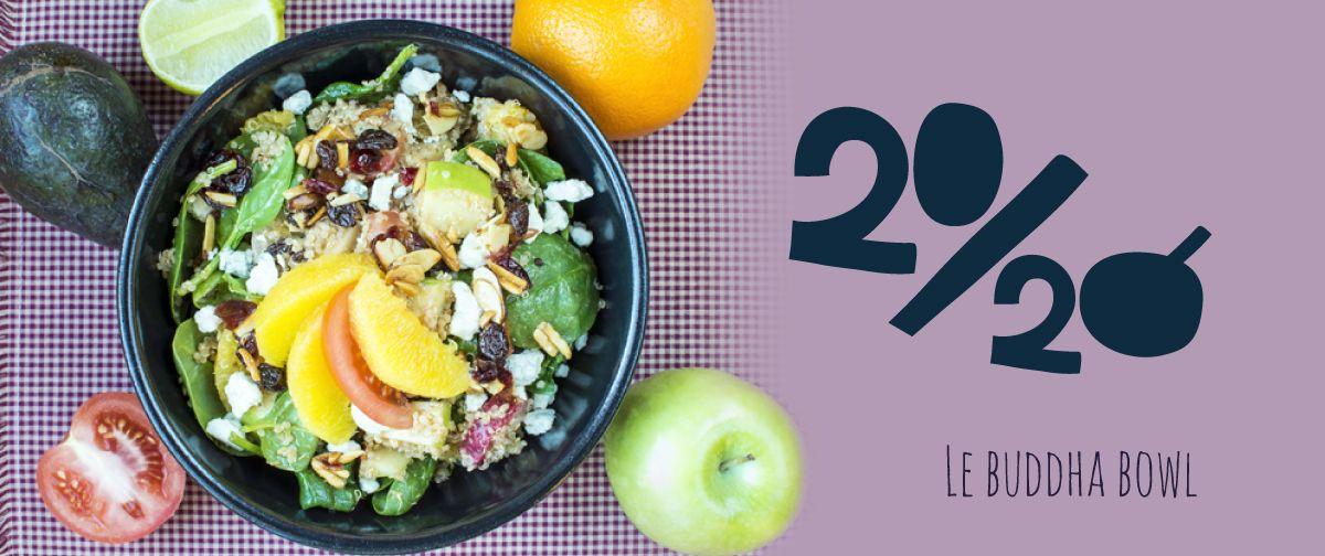 Dans la famille des tendances food, on demande le petit dernier : le buddha bowl. Vraiment healthy ou simplement trendy ? On fait le point !