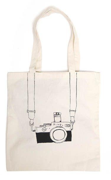 I love Men Cotton Tote Bag