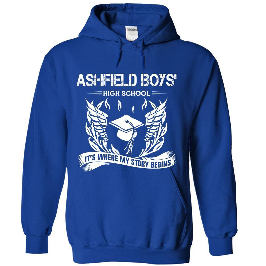 ASHFIELD BOYS Its where my story begin! T Shirts