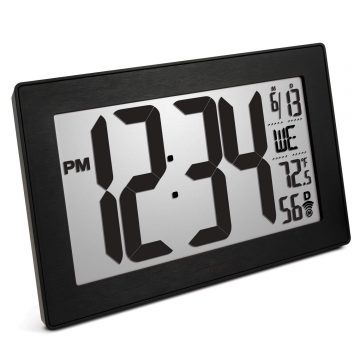Top 10 Best Digital Wall Clocks In 2020 Clock Digital Wall Wall Clock