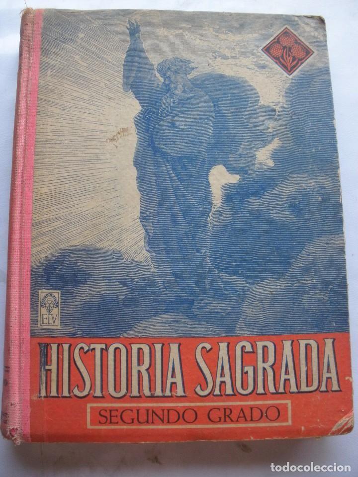 Historia Sagrada Segundo Grado Por Edelvives Zaragoza Segundo Grado Historia Sagrado