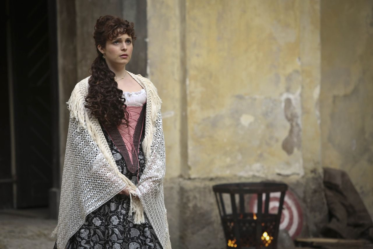 Ana Ularu The Borgias the musketeers - episode 2.01 - keep your friends close